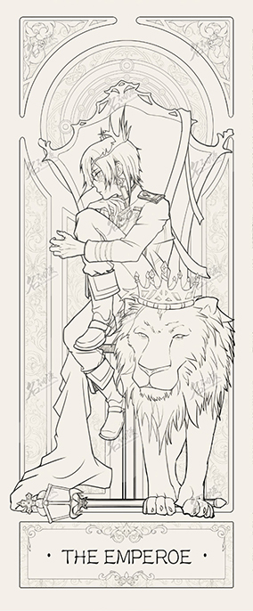 狮子座卡牌