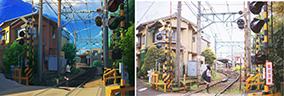 日本铁道口