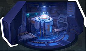 鲛人实验基地核心部位