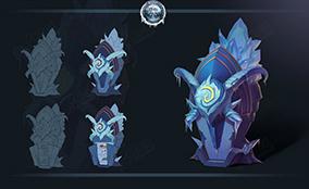 冰晶魔法柱