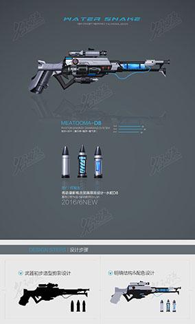 新概念武器未来步枪