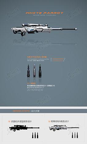 新概念武器超远程狙击枪