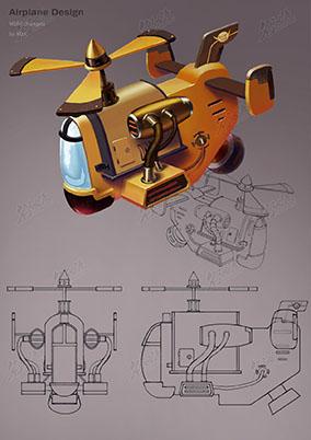 螺旋翼直升飞行器
