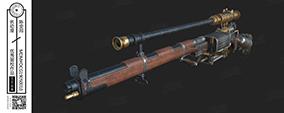复古风狙击枪1
